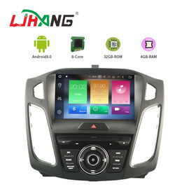 Çin BT Radyo 3G Wifi Ford Car DVD Player Dahili GPS Navigasyon Sistemi Fabrika
