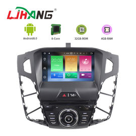 Çin FOCUS 2012 LD8.0-5712 için Android 8.0 Multimedya Ford Car DVD Player Fabrika
